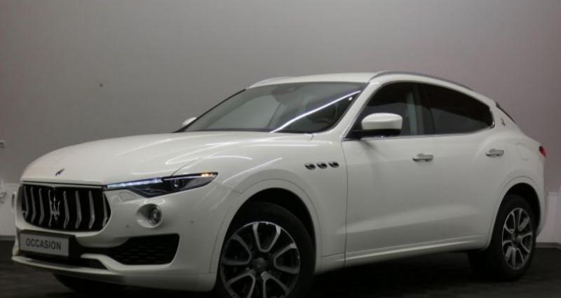 Maserati Levante SQ4 3.0 V6 Beige occasion à Petange