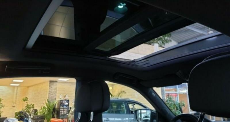 Maserati Levante toit panoramique Noir occasion à Mudaison - photo n°6