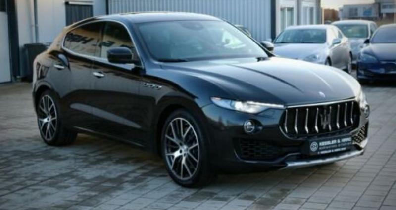 Maserati Levante wallyRosaMaserati Levante S Q4 Noir occasion à Mudaison