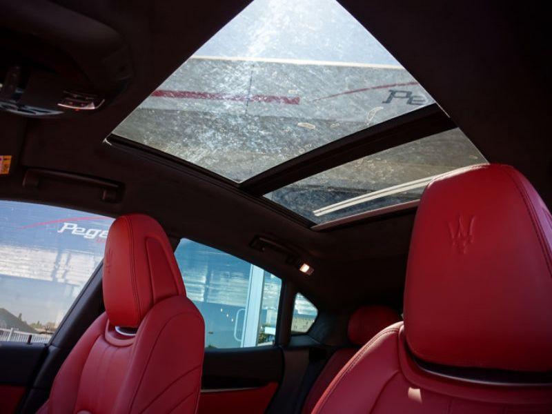 Maserati Quattroporte 3.0 D V6 275 ch Blanc occasion à BEAUPUY - photo n°7