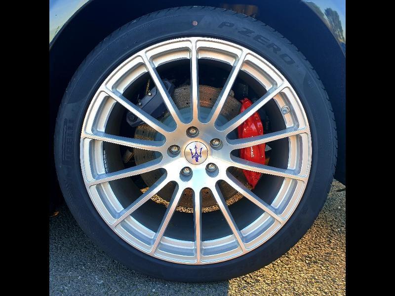 Maserati Quattroporte 3.0 V6 430ch Start/Stop S Q4 GranSport 276g Noir occasion à Mérignac - photo n°11