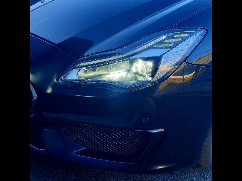 Maserati Quattroporte 3.0 V6 430ch Start/Stop S Q4 GranSport 276g Noir occasion à Mérignac - photo n°15