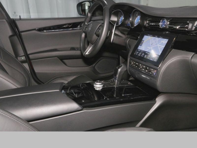 Maserati Quattroporte 3.0 V6 D 275 GranSport Noir occasion à BEAUPUY - photo n°6