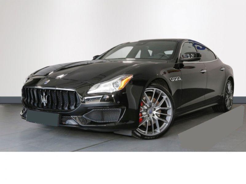 Maserati Quattroporte 3.0 V6 D 275 GranSport Noir occasion à BEAUPUY