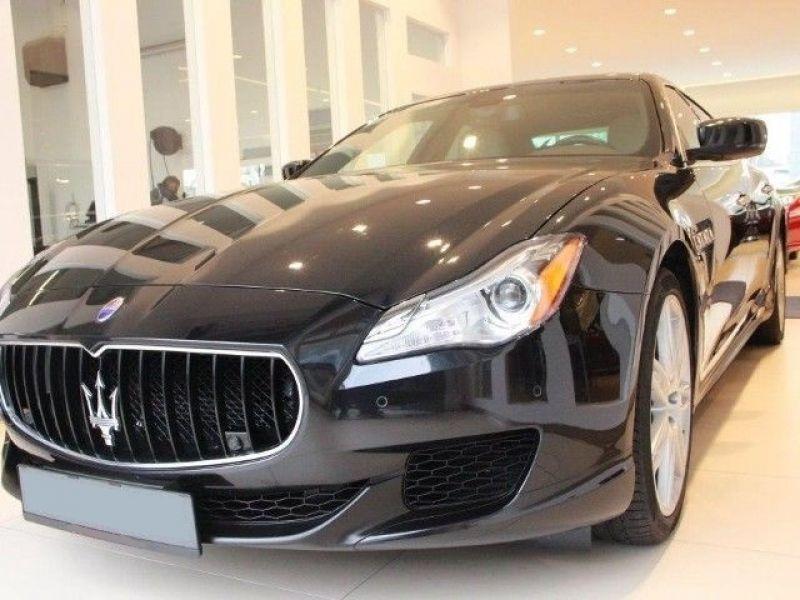 Maserati Quattroporte 3.0 V6 D 275 Noir occasion à BEAUPUY