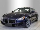 Maserati Quattroporte 3.0 V6 D 275 Bleu à BEAUPUY 31