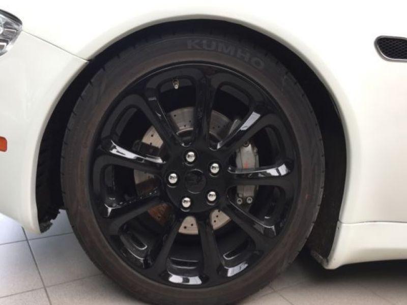 Maserati Quattroporte 4.2 V8 400 ch Blanc occasion à BEAUPUY - photo n°4