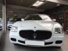 Maserati Quattroporte 4.2 V8 400 ch Blanc à BEAUPUY 31