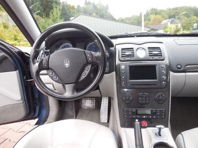 Maserati Quattroporte 4.2 V8 400 ch Bleu occasion à BEAUPUY
