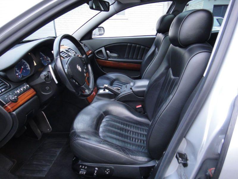 Maserati Quattroporte 4.2 V8 400 ch Argent occasion à BEAUPUY