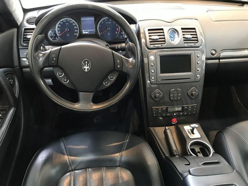 Maserati Quattroporte 4.2 V8 400 ch Gris occasion à BEAUPUY