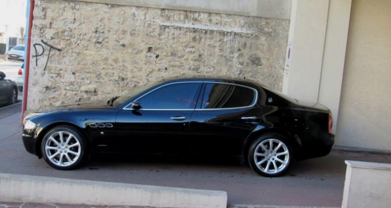 Maserati Quattroporte 4.2 V8 400 EXECUTIVE GT F1  occasion à Saint-maur-des-fossés - photo n°4
