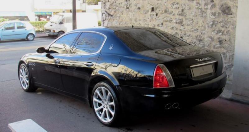 Maserati Quattroporte 4.2 V8 400 EXECUTIVE GT F1  occasion à Saint-maur-des-fossés - photo n°5