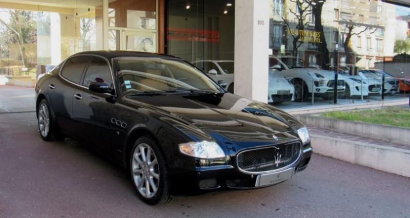 Maserati Quattroporte 4.2 V8 400 EXECUTIVE GT F1  occasion à Saint-maur-des-fossés