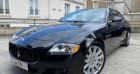 Maserati Quattroporte 4.2 V8 BA Noir à REZE 44