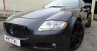 Maserati Quattroporte 4.2L 400Ch Phase 2 BVA ZF/ Full options Echappement Sport  T Gris à CHASSIEU 69