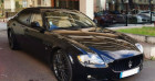 Maserati Quattroporte 4.7 GTS Noir à Saint-maur-des-fossés 94