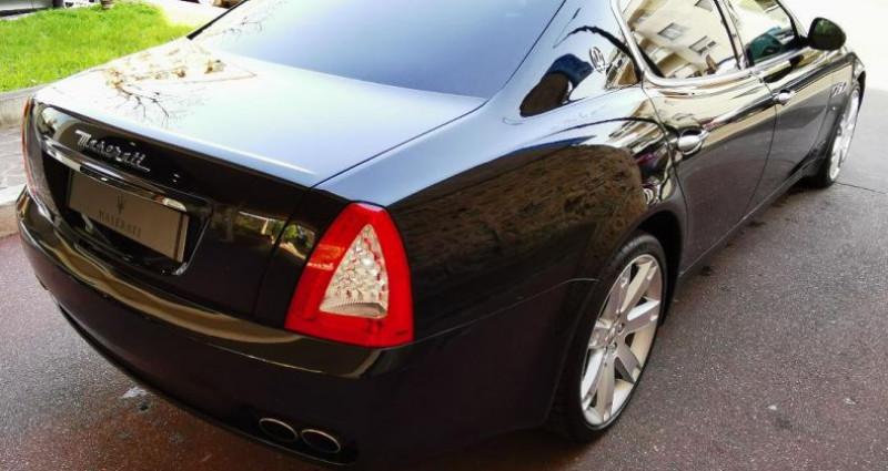 Maserati Quattroporte 4.7 S Bva Noir occasion à Saint-maur-des-fosss - photo n°7