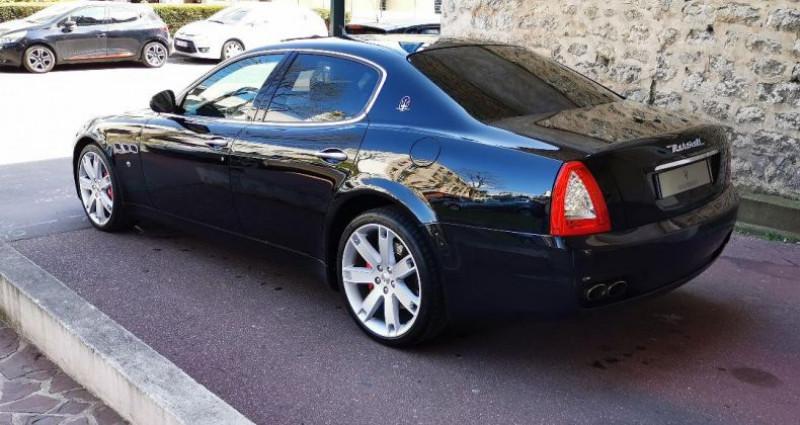 Maserati Quattroporte 4.7 S Bva Noir occasion à Saint-maur-des-fosss - photo n°5