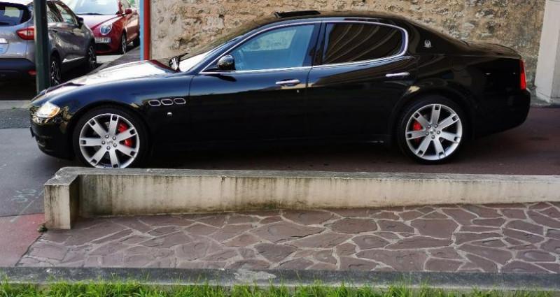 Maserati Quattroporte 4.7 S Bva Noir occasion à Saint-maur-des-fosss - photo n°4