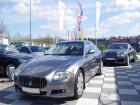 Maserati Quattroporte 4.7 V8 S 430 ch Gris à BEAUPUY 31