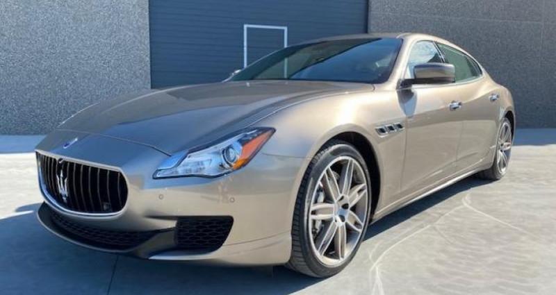 Maserati Quattroporte GTS Gris occasion à Braine Le Comte