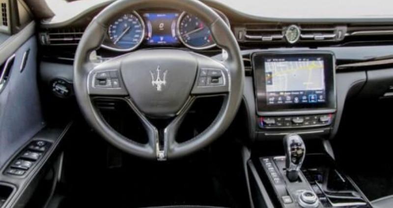 Maserati Quattroporte Maserati Quattroporte SQ 4 GranSport 316 kW (430 Ch DIN) Noir occasion à Mudaison - photo n°2