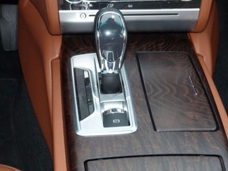 Maserati Quattroporte Q4 3.0 V6 S 410 ch Noir occasion à BEAUPUY - photo n°8