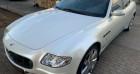 Maserati Quattroporte V 4.2 V8 Sport GT BA Blanc à Boulogne-Billancourt 92