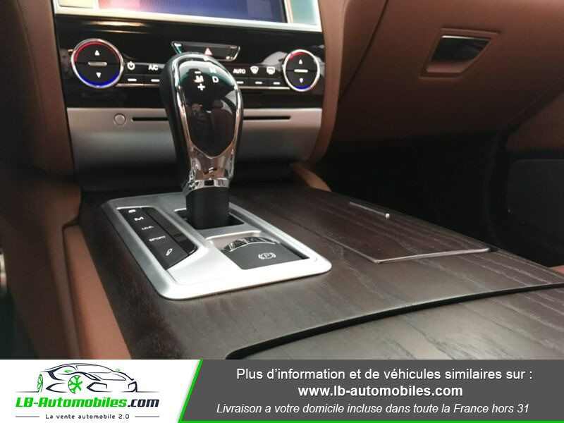 Maserati Quattroporte V6 3.0 Bi-Turbo 410 S Q4 / A Noir occasion à Beaupuy - photo n°7