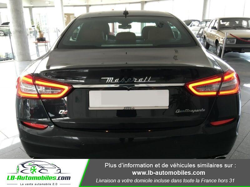 Maserati Quattroporte V6 3.0 Bi-Turbo 410 S Q4 / A Noir occasion à Beaupuy - photo n°11