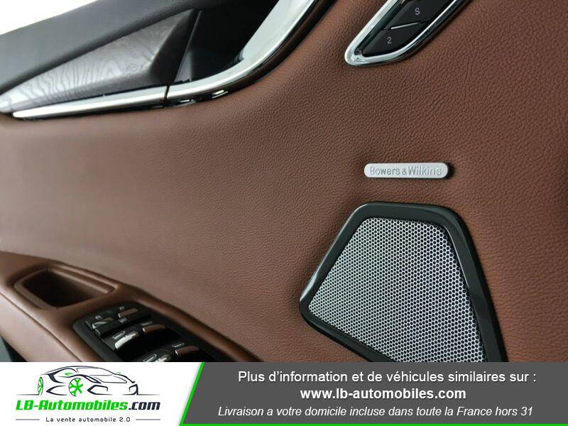Maserati Quattroporte V6 3.0 Bi-Turbo 410 S Q4 / A Noir occasion à Beaupuy - photo n°6