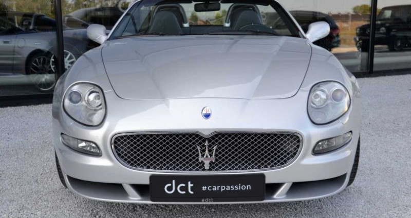 Maserati Spyder 90 th Anniversary 16 - 90 LIKE NEW Gris occasion à Wielsbeke - photo n°2