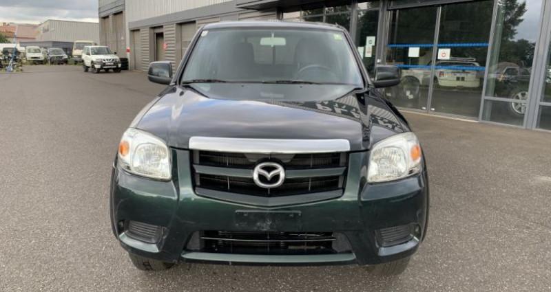 Mazda BT-50 Double cabine 2.5 L TDCI 143 CV Vert occasion à MONISTROL SUR LOIRE - photo n°2