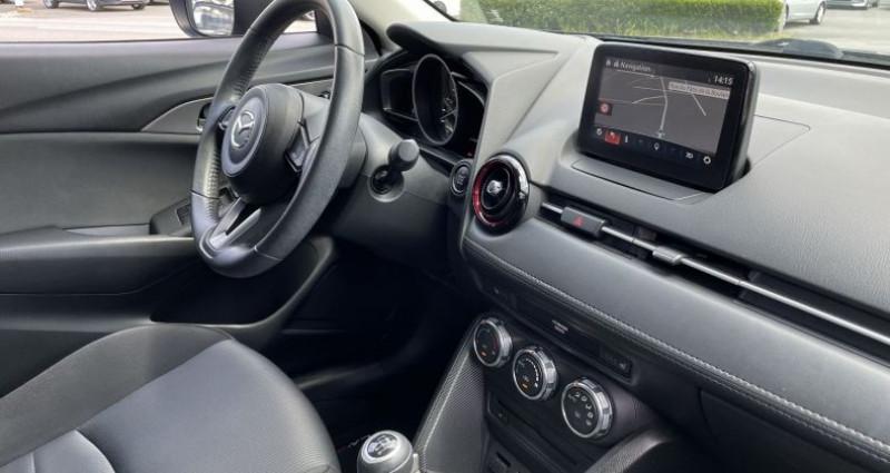 Mazda CX-3 1.5 SKYACTIV-D 105 DYNAMIQUE Gris occasion à GUER - photo n°5