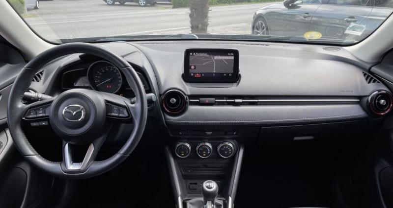 Mazda CX-3 1.5 SKYACTIV-D 105 DYNAMIQUE Gris occasion à GUER - photo n°7