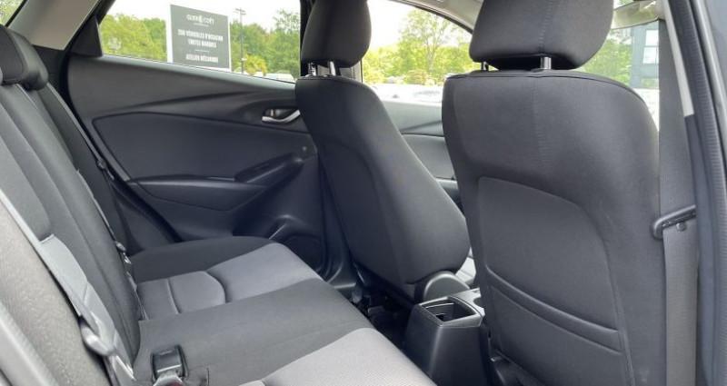 Mazda CX-3 1.5 SKYACTIV-D 105 DYNAMIQUE Gris occasion à GUER - photo n°6