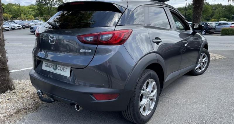Mazda CX-3 1.5 SKYACTIV-D 105 DYNAMIQUE Gris occasion à GUER - photo n°3