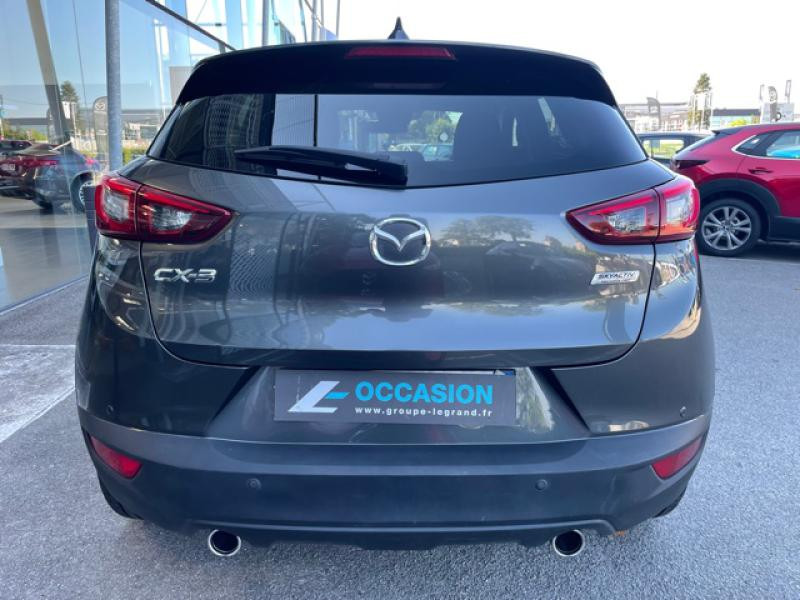 Mazda CX-3 1.5 SKYACTIV-D 105 Dynamique  occasion à Saint-Herblain - photo n°6