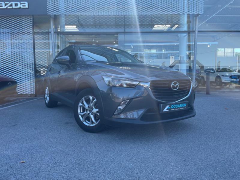 Mazda CX-3 1.5 SKYACTIV-D 105 Dynamique  occasion à Saint-Herblain