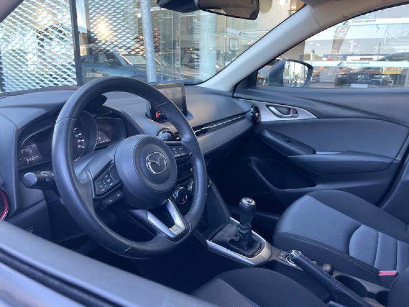 Mazda CX-3 1.5 SKYACTIV-D 105 Dynamique  occasion à Saint-Herblain - photo n°7