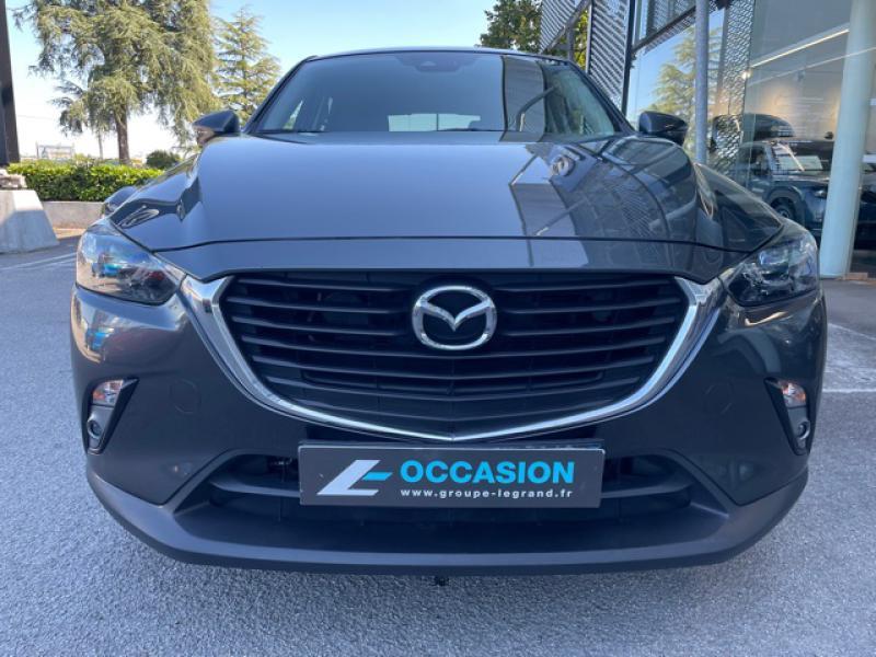 Mazda CX-3 1.5 SKYACTIV-D 105 Dynamique  occasion à Saint-Herblain - photo n°5