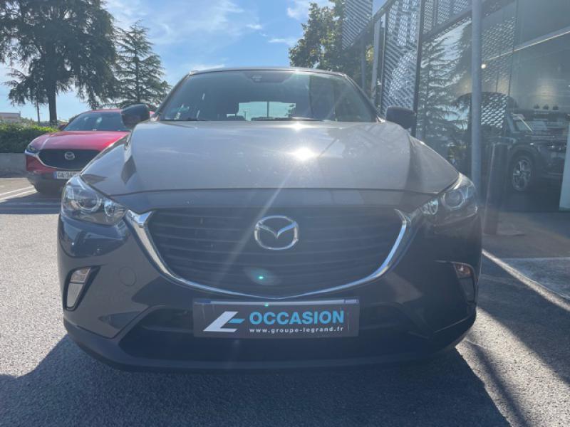 Mazda CX-3 1.5 SKYACTIV-D 105 Elégance Gris occasion à Saint-Herblain - photo n°5