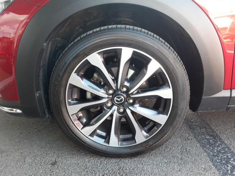 Mazda CX-3 1.8 SKYACTIV-D 115ch Sélection Euro6d-T  occasion à Cesson-Sévigné - photo n°9