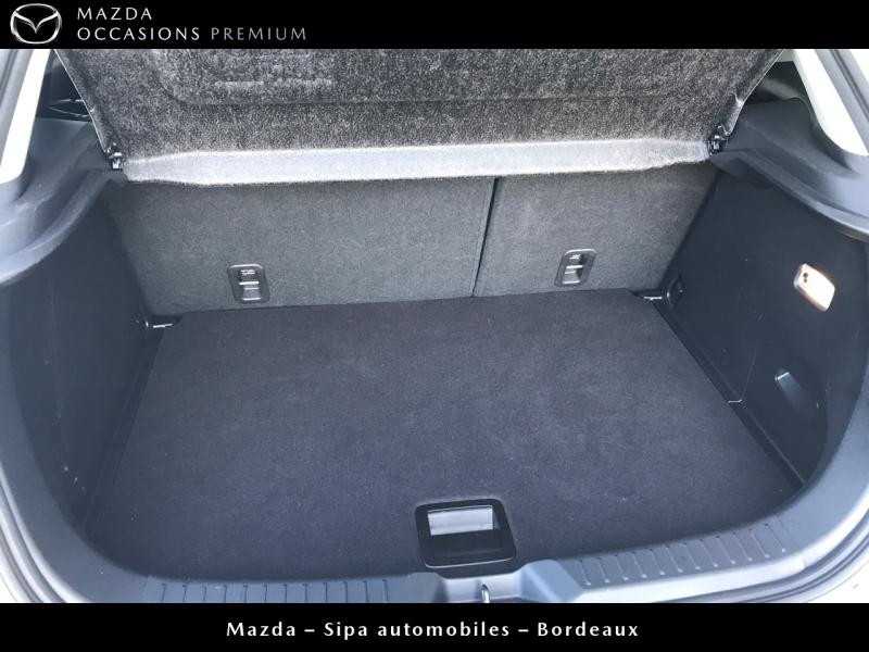 Mazda CX-3 2.0 SKYACTIV-G 120 Dynamique BVA Blanc occasion à Mérignac - photo n°5