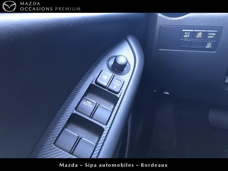 Mazda CX-3 2.0 SKYACTIV-G 120 Dynamique BVA Blanc occasion à Mérignac - photo n°11