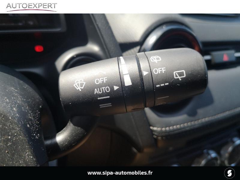Mazda CX-3 2.0 SKYACTIV-G 120 Dynamique Rouge occasion à Le Bouscat - photo n°16
