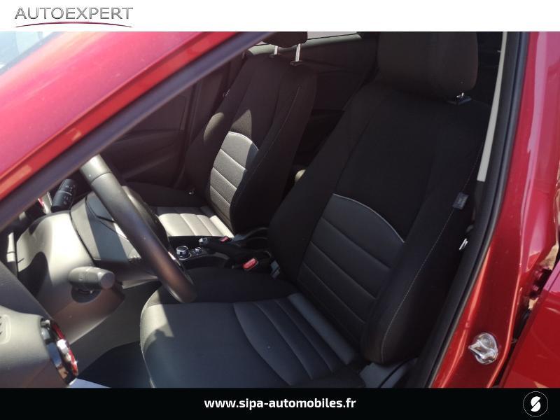 Mazda CX-3 2.0 SKYACTIV-G 120 Dynamique Rouge occasion à Le Bouscat - photo n°4
