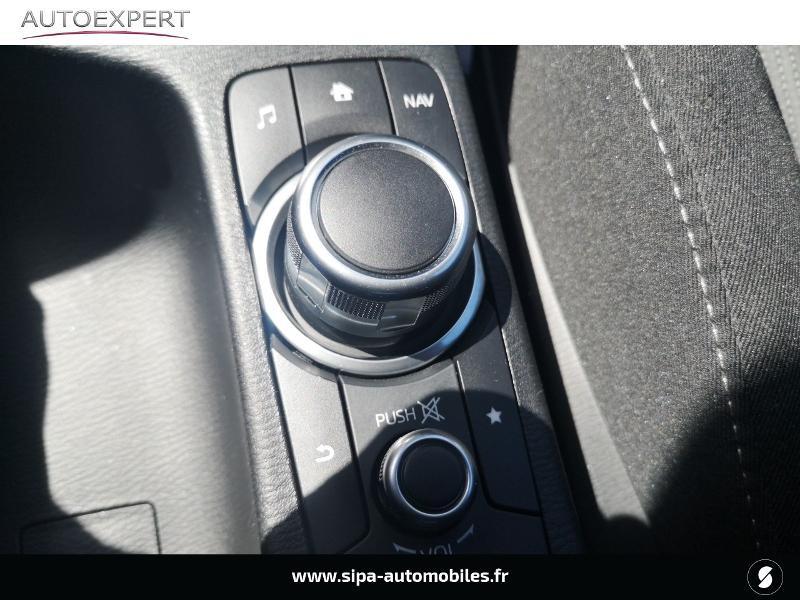 Mazda CX-3 2.0 SKYACTIV-G 120 Dynamique Rouge occasion à Le Bouscat - photo n°17
