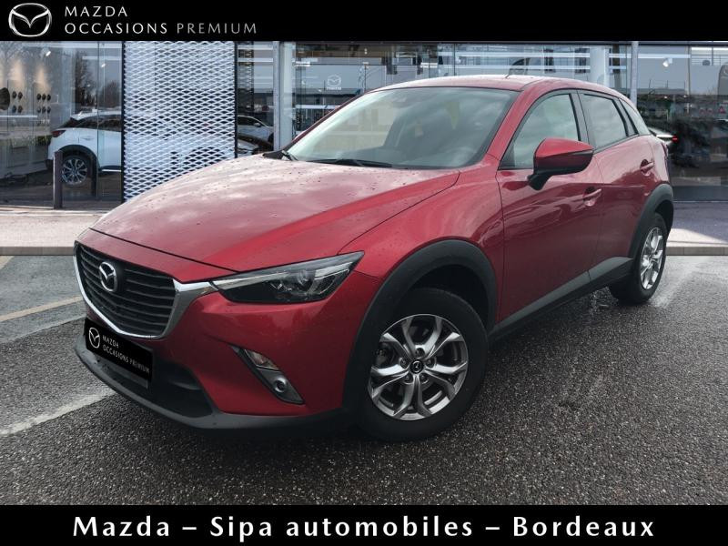 Mazda CX-3 2.0 SKYACTIV-G 120 Dynamique  occasion à Mérignac